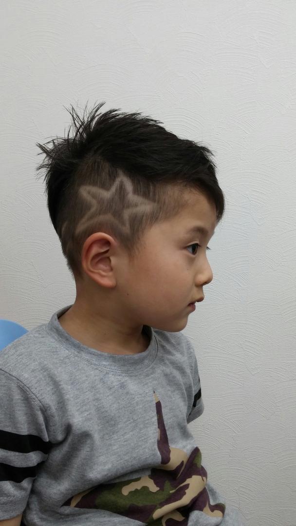 ゴーさんのヘアスタイルの写真。テーマは『☆ キッズ』