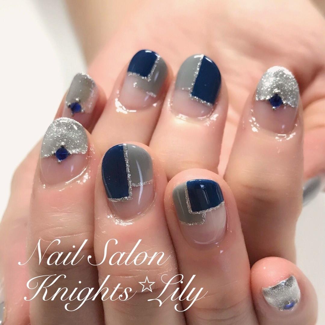 Chills Nailさんのネイルデザインの写真。テーマは『プライベートネイルサロン、名古屋ネイルサロン、KnightsStarLily、ナイトスターリリー、瑞穂区ネイルサロン、海ネイル、ネイルデザイン2018、ジェルネイル、ネイルアート、ネイルデザイン、nail、ネイル、トレンドネイル、夏ネイル、フットネイル、ジェル、シンプルネイル、ネイルサロン、大人女子ネイル、おしゃれネイル、桜山、瑞穂区役所、御器所、瑞穂区、昭和区、南区、天白区』
