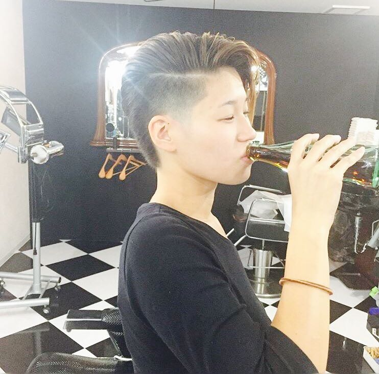 バーバースピークイージーさんのヘアスタイルの写真。テーマは『金沢バーバー、スピークイージー、金沢駅周辺、理容室、床屋、メンズカット、金沢フェードカット、金沢スキンフェード、バーバースタイル、夜遅くまで営業、barber、barbershop、金沢バーバースタイル、金沢市バーバーショップスピークイージー、オシャレ、ポマード、金沢市バーバーショップ、金沢市スキンフェード、ビジネスマンにオススメ』
