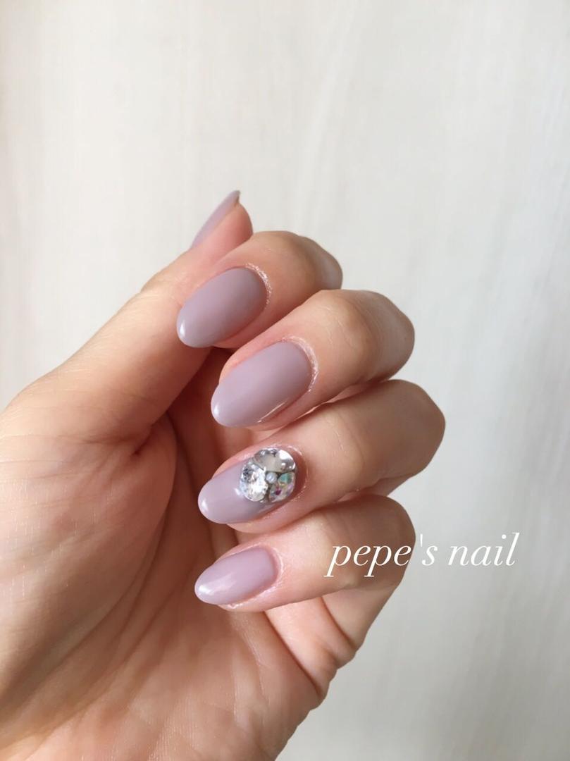 pepe's nailさんの写真。テーマは『pepesnail、nail、nailart、nailstagram、gelnail、nails、paragel、pregel、vetro、bellaforma、handnail、ネイル、ネイルアート、シンプルネイル、オフィスネイル、ハンドネイル、自宅ネイル、大分市』