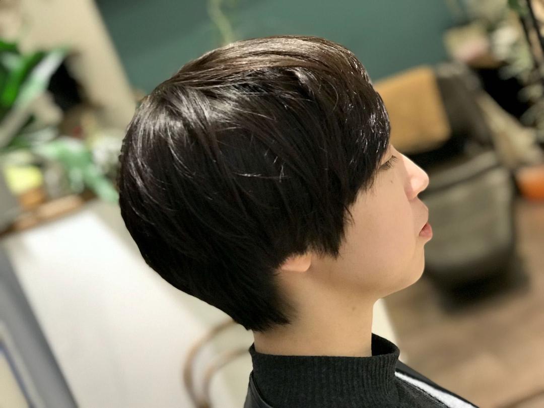 hikariさんのヘアスタイルの写真。テーマは『ハンサムショート、ショート、ベリーショート』