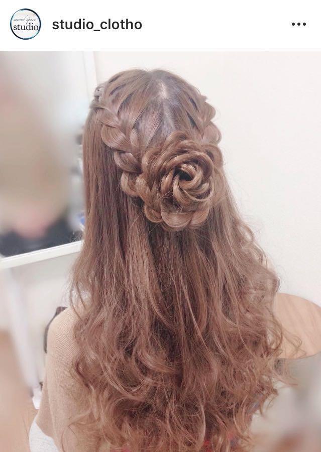 ヒロ(studio-clotho)さんのヘアスタイルの写真。テーマは『京都、祇園、kyoto、セットサロン、京都セットサロン、studioclotho、スタジオクロト、ヒロstudio、プライベートサロン、ヘアアレンジ、ヘアメイク、アーティスト、美容師、ファッション、モデル、カメラ、ナチュラル、ルーズ、エアリー、かわいい、おしゃれ、おしゃれさんと繋がりたい、ハーフアップスタイル、ブライダル、結婚式、イベント、パーティ、振袖ヘア、振袖』