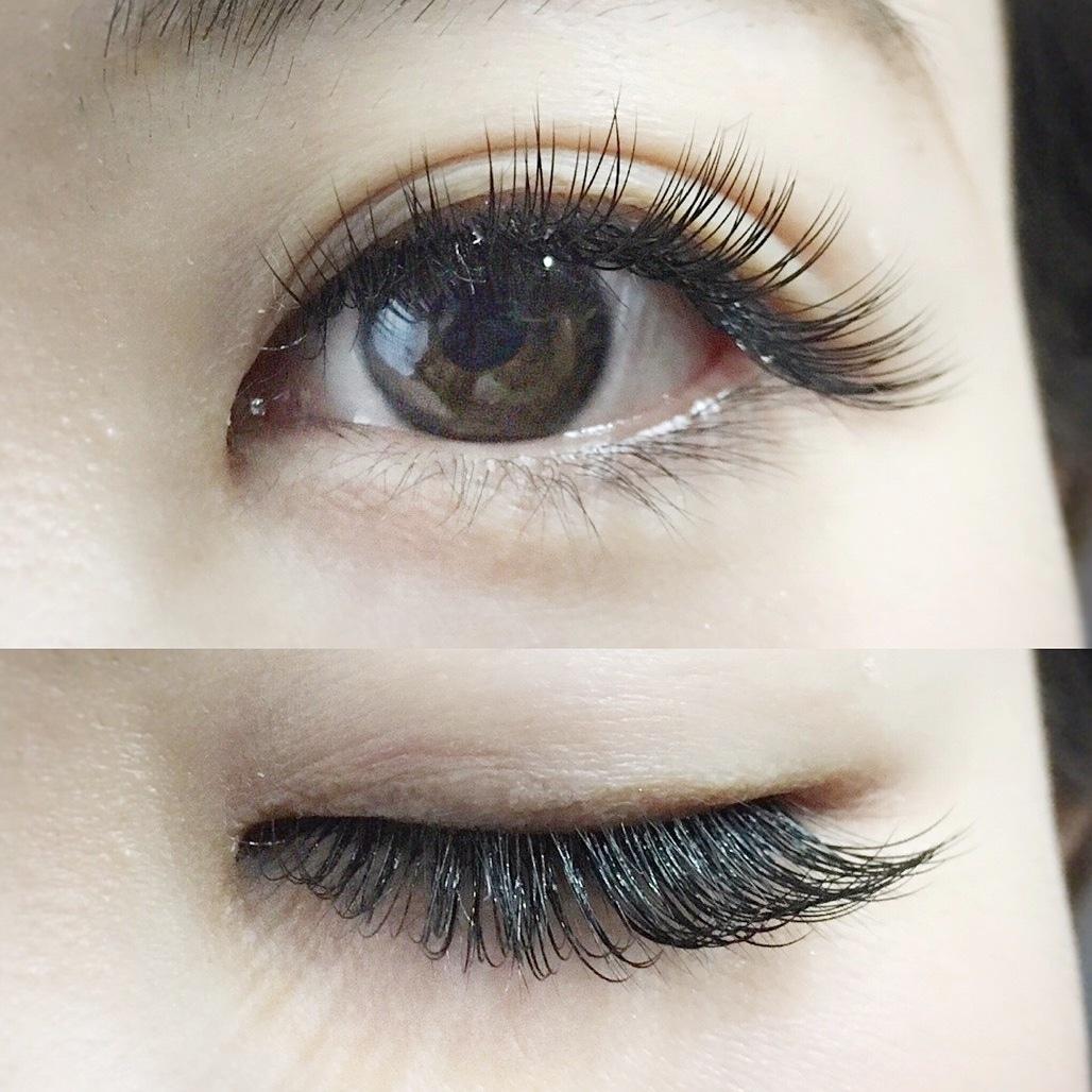 eyelash salon ASOBIさんのまつげの写真。テーマは『つけ放題、ボリューム、バサバサ、Dカール』