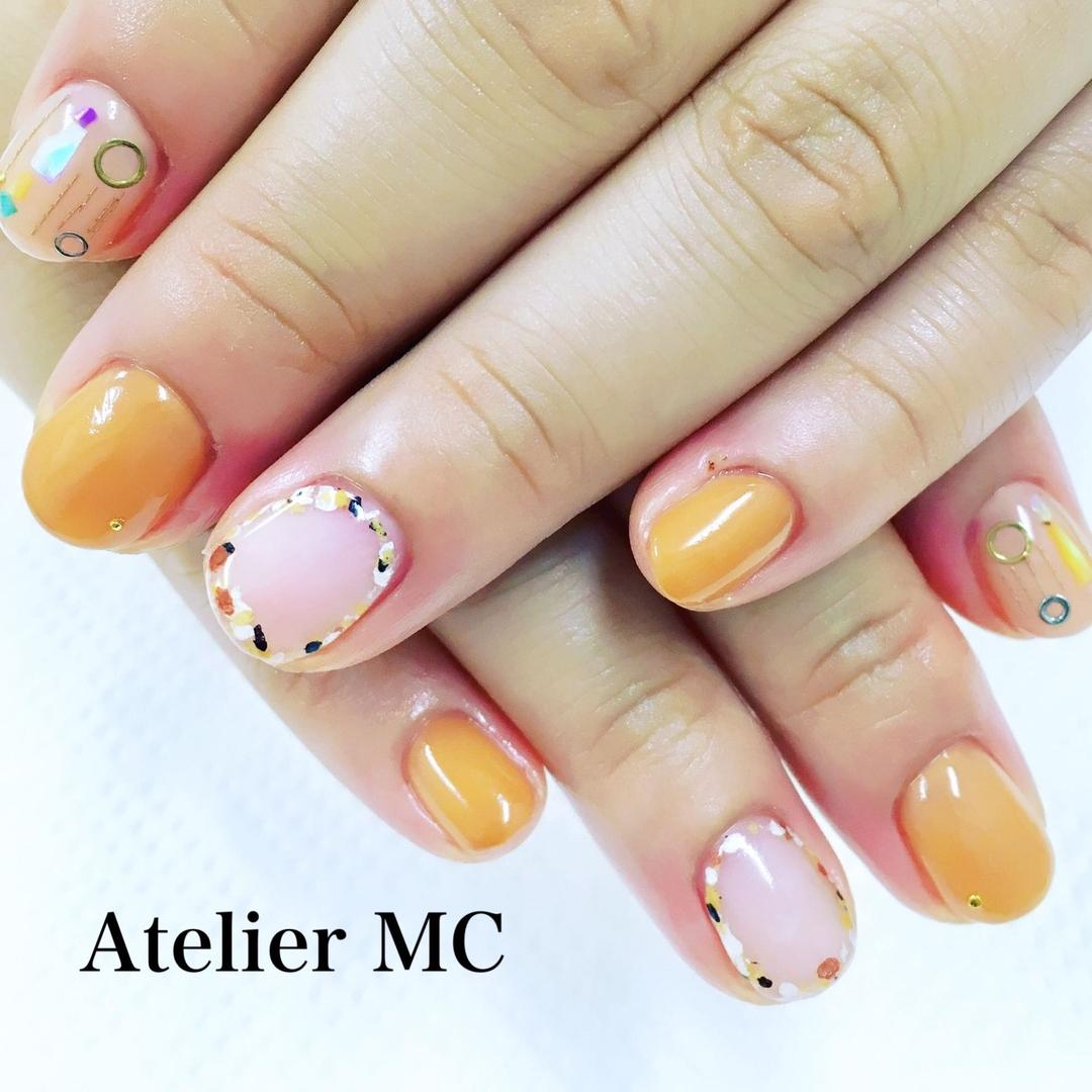 Atelier MCさんのネイルデザインの写真。テーマは『ネイルブック掲載店、新富町ネイルサロン、八丁掘ネイルサロン、中央区ネイルサロン、銀座ネイル、ジェルネイル、プライベートネイルサロン、アトリエエムシー、自分磨き、自分にご褒美、ネイル、nails、ネイルアート、ネイルサロン、ネイルデザイン、初夏ネイル、カジュアルネイル、美爪、rakuten_beauty、デザインネイル、geldesign、トレンドネイル、上品ネイル、大人可愛いネイル、シンプルネイル、定額ネイル、ブライダルネイル、リゾートネイル、お呼ばれネイル、褒められネイル』