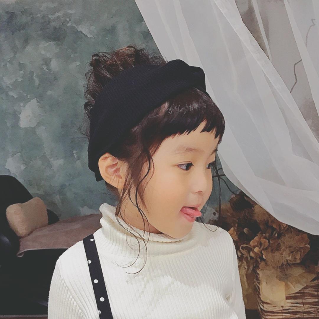 浦川 由起江さんのヘアスタイルの写真。テーマは『キッズヘア 、キッズヘアアレンジ、おだんごヘア、ヘアアレンジ、プライベートサロン、nanon』