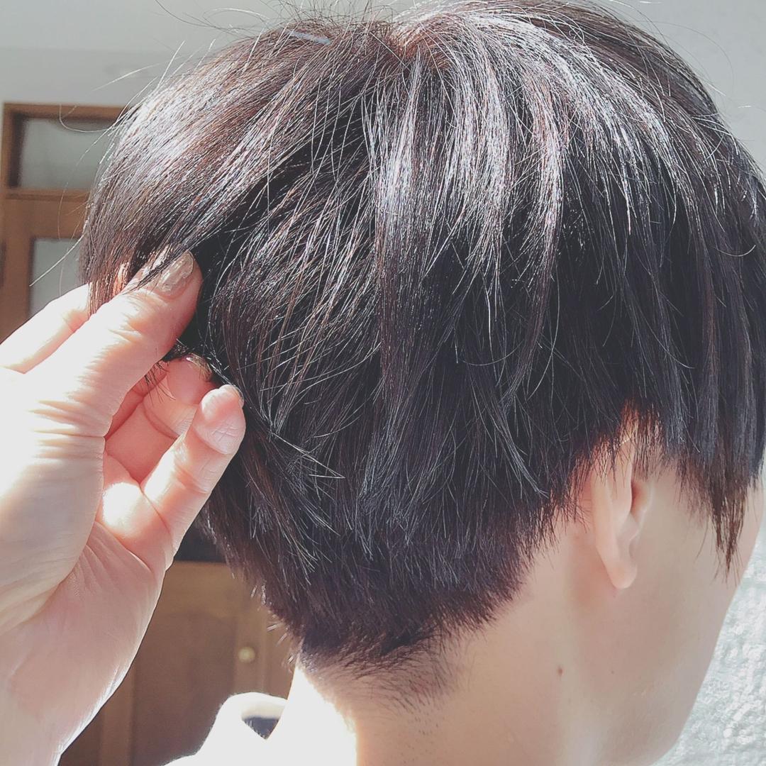 浦川 由起江さんのヘアスタイルの写真。テーマは『ブルージュ、ハイライト、ショート、外国人風カラー、プライベートサロン、nanon』