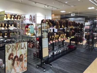PRISILA(プリシラ)河原町OPA店(京都市/美容室)の写真
