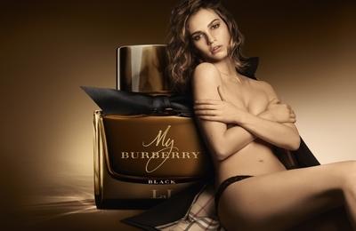 新作フレグランス「マイバーバリー ブラック」が誕生!素肌にまとう情熱的な香り