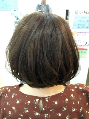 Thanks hair・first【サンクス ヘアー・ファースト】(旧J&K加古川店)(加古川・姫路/美容室)の写真