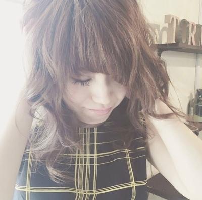 #hair2016w #ボサ可愛 #アッシュグレージュ #大人かわいい #morning