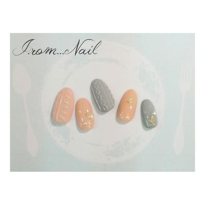 #nailsalon#manicure#gel#マニキュア#ポリッシュ#gelnail#ネイル#ネイルアート#ジェルネイル #ネイリスト#nail#nailart#千葉県#千葉市ネイルサロン#ジェル#スカルプ#nailswag#nailstagram#ネイルサロン#定額ジェル#ニットネイル
