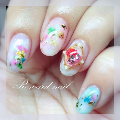 Nail Salon & School Reward【リワード】(岡山・倉敷・津山・備前/ネイル)の写真