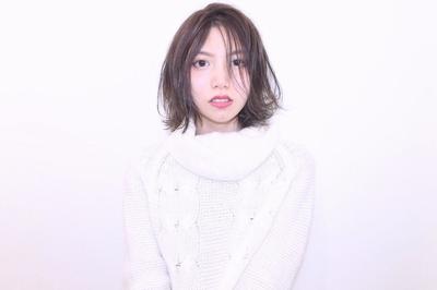 ボブ  #hair2016w #今泉美容室 #mina_style #福岡美容室 #ボブ #ハイライト