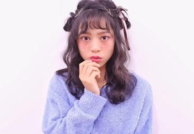 猫耳アレンジ  #hair2016w #mina_style #今泉美容室 #福岡美容室 #アレンジ