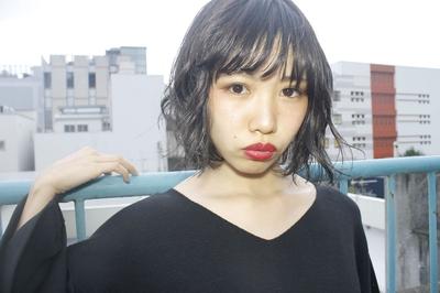 ボブスタイル  #hair2016w #mina_style #今泉美容室 #福岡美容室 #ボブ