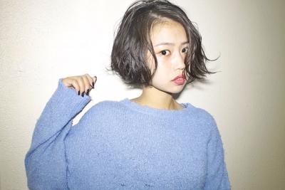 ボブ  #hair2016w #今泉美容室 #福岡美容室 #mina_style #黒髪 #ボブ