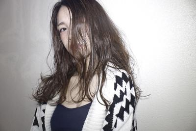 ロング  #hair2016w #mina_style #福岡美容室 #今泉美容室 #オリージュ
