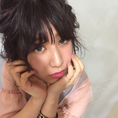 アレンジ  #hair2016w #福岡美容室 #今泉美容室 #アレンジ #mina_style