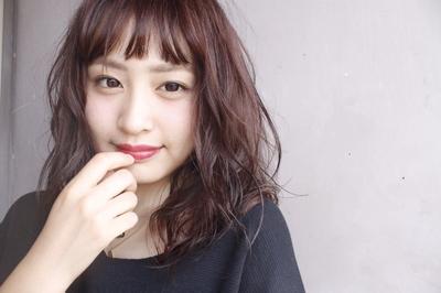 セミディ  #hair2016w #mina_style #今泉美容室 #福岡美容室 #セミディ