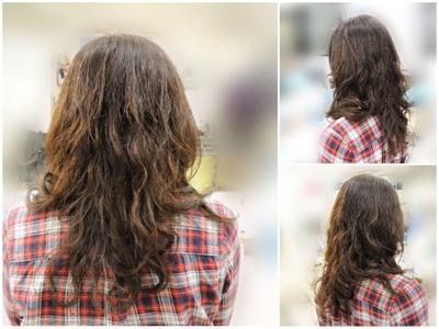 大井町の美容院・美容室・ヘアサロン! ヘアメイクナフィーズです  【ANGELレングス            輝髪ストレートデジタルパーマandピンクブラウン・カラー】 生炭酸と低分子コラーゲンをパーマ・カラーに配合してキューティックトリートメントで髪にハリコシを与える施術です。全体に束感が出るカットで仕上げました  全体に天然のウェーブがあるので前髪アイロンで輝髪ストレート根本から中間迄はボリュームダウンストレートで!低温デジタルパーマ  #大井町の美容院美容室ヘアメイクナフィーズ #ナフィーズ #HAIRMAKEnafees #輝髪ストレート #輝髪デジタルパーマ #低分子コラーゲン #ヘアスタイル #ヘア #デジタルパーマ #パーマ #生炭酸スパ  #カット #ANGELレングス #輝髪パーマ #輝髪 #ピンクブラウン #カラー