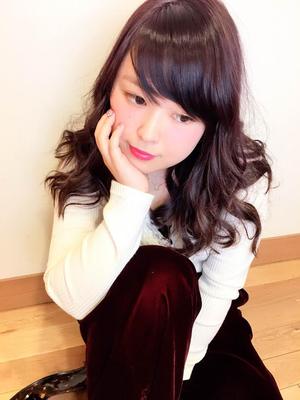 #hair2016w#イルミナ#トワイライト#艶COLOR#秋色