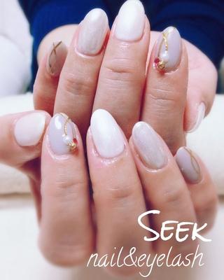 Seek nail&eyelash(下北沢・経堂・成城・笹塚・下高井戸/ネイル)の写真