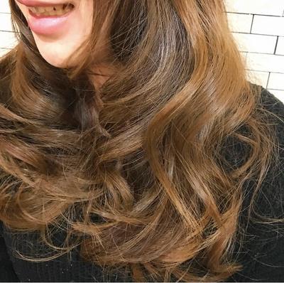 #ハホニコリタ #冬 #ロング #大人かわいい #褒められ髪 #オトナ可愛い