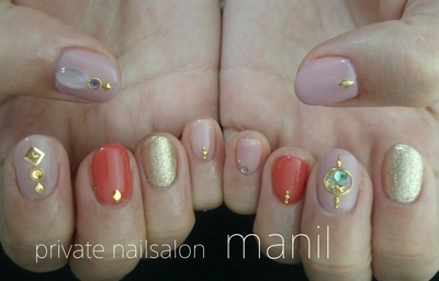 nailsalon manil(福島・野田・大正・西淀川/ネイル)の写真