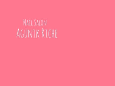 Agunik Riche 【アグニークリッシェ】(渋谷・恵比寿・代官山/ネイル)の写真