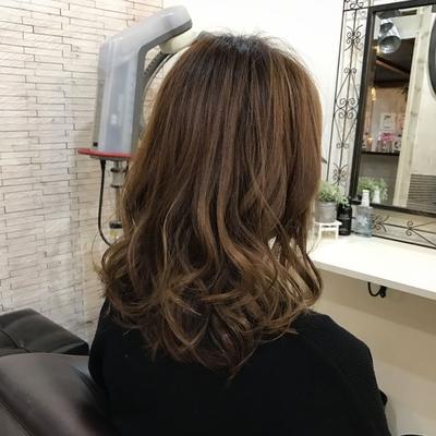 #褒められ髪 #大人かわいい #ツヤ髪 #福岡 #ボブ #ミディアム