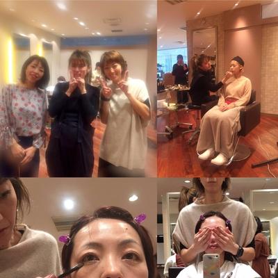 YUKA(実習)と本多(学びながらメイクモデルになりました)が、多数の女性誌に出演している流行請負人のヘアメイクアップアーティスト、イガリシノブさんのメイク講習(2/21)を東京の青山で受講しました  イガリメイクは、常に新しく、女性を必ず可愛くするメイクとして、現在、様々な雑誌で引っ張りだこです。  ほとんどマンツーマンで指導して頂いたので、今現在、そしてこれからの最新で可愛いメイクをしっかり学ぶ事ができました。(*^_^*)  イガリメイクを知りたい!  イガリメイクをしたい!  というお客様は是非、お声をかけてください!  スプラッシュのスタッフブログもお時間のある時に是非ご覧ください。 http://splash-jblog.jugem.jp/?eid=412  #メイク #ナチュラル #ショート #ミディアム #ロングヘア #アッシュ #イルミナカラー #ヘアメイク  #ネイル