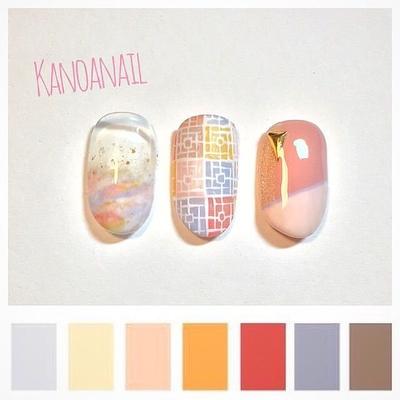 2017SSトレンドカラー③ ペールカラー ふんわり柔らかカラーのペールトーン ナチュラル系がお好きな方にぴったりカラー * * #nail #nails #nailart #naildesign  #instanails #handpainted  #2017SS #trendcolor  #fashion #paletone #palecolors  #natural  #nailsalon #kanoanail  #naildesigner #tocco #ネイル #ネイルアート #ネイルデザイン  #ハンドペイント #ペールカラー  #グラデーション #モザイクタイル  #トレンドカラー  #春夏ネイル #ファッション #ネイルサロン #西麻布ネイル  #プライベートサロン #カノアネイル