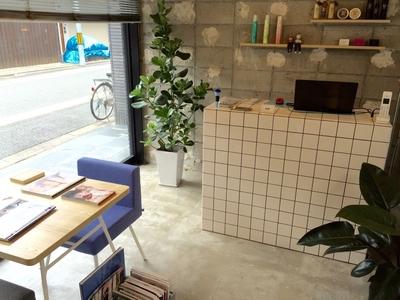 京都市・河原町・四条烏丸の美容院geekhair(御池・二条・丸太町)の写真