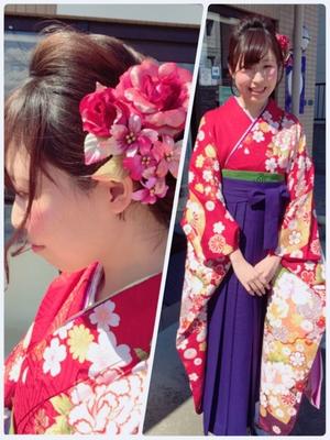 #卒業式 #袴