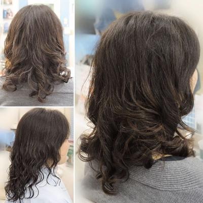 大井町の美容院・美容室・ヘアサロン! ヘアメイクナフィーズです  【鎖骨レングス】 『輝髪低温デジタルパーマ』  鎖骨レングスになるよう15cmカット。 束感が出るドライカットで仕上げ、前髪も20cm程カットして可愛いくなり過ぎない位置でイメージチェンジ! ロッドの巻き方を工夫してリッジがあるカールに仕上がるように毛先は緩やかに  低分子コラーゲン配合で一層シットリサラサラ!  #大井町の美容院美容室ヘアメイクナフィーズ #ナフィーズ #HAIRMAKEnafees #輝髪 #鎖骨レングス #マイナスイオン #大井町の美容院 #低分子コラーゲン #サラサラ #艶やか #しっとり #アイロン入らず #輝髪クリープパーマ #輝髪デジタルパーマ#パーマ#シルクプロティン#仕上げがラク#低温で#デジタルパーマ