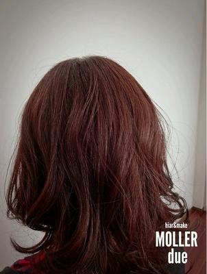モーラードゥエ mollerdue(名古屋/美容室)の写真