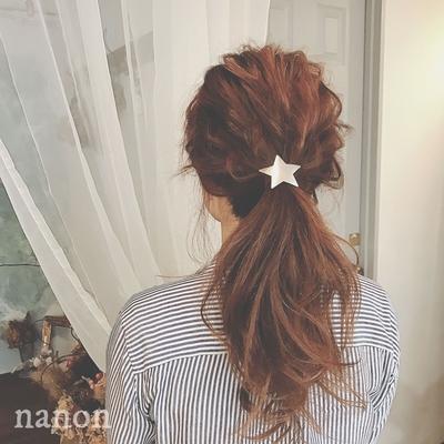 nanon(神戸・元町・三宮・灘区/美容室)の写真