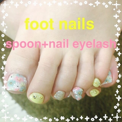 spoon+nail eyelash(岐阜・大垣・多治見・中津川/まつげ)の写真