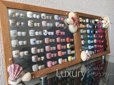 キャンペーンフットジェルネイル¥5000 ボリュームコース 付け放題 ¥12000(初回¥10000) ︎045-453-6346 LINE ID:luxury_
