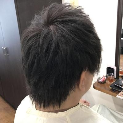 ブルーアッシュアップバングショート⭐︎ ㅤㅤㅤㅤㅤㅤㅤㅤㅤㅤㅤㅤ #束感  #アップバング #メンズ #メンズヘア  #メンズヘアスタイル  #ヘアスタイル  #ヘアカラー #ショート #アッシュ #アッシュグレー  #ブルーアッシュ #hair #haircolor #hairstyle #shorthair #美容室 #美容院 #ヘアサロン #美容師 #美容室シャンプー杉戸店 #杉戸 #杉戸町 #杉戸高野台 #宮代 #宮代町 #東武動物公園
