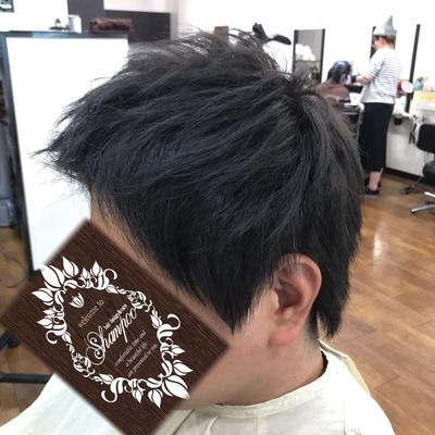 ブルーアッシュアップバングショート⭐︎ ㅤㅤㅤㅤㅤㅤㅤㅤㅤㅤㅤㅤ #束感  #アップバング #メンズ #メンズヘア  #メンズヘアスタイル  #ヘアスタイル  #ヘアカラー #ショート #アッシュ #アッシュグレー  #hair #haircolor #hairstyle #shorthair #美容室 #美容院 #ヘアサロン #美容師 #美容室シャンプー杉戸店 #杉戸 #杉戸町 #杉戸高野台 #宮代 #宮代町 #東武動物公園