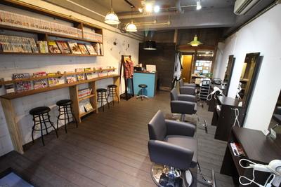 【夜23時まで営業中】美容室KAZE 下伊敷店(鹿児島・薩摩川内/美容室)の写真