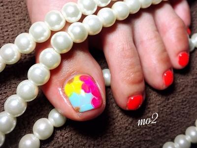 ・ ・ ・ #mo2#novobyshowroom #北九州市#小倉北区#nailstagram #nail#nailsalon #beauty #nailart #kokoist #美爪#美甲 #美甲師 #指甲 #指甲彩繪 #指甲畫花 #大人女子#おしゃれ #2017#夏#赤#フラワーネイル #mismarias#footnail #フットネイル