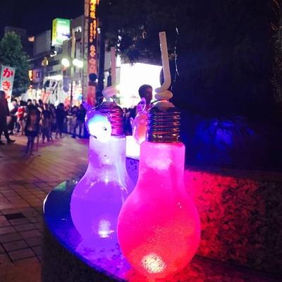 お祭り  #電球#お祭り#ピカピカ#キラキラ