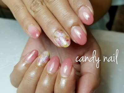 candy nail(福岡市/ネイル)の写真