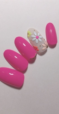 nail salon filled(高槻・茨木・吹田・豊中・箕面/ネイル)の写真