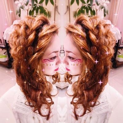 https://t.co/8qVpFR0Qxi メニューはこちら⬆  #ハロウィン #下ろし編み込み  ハロウィンもメイクにヘアセットに楽しんでいただいてありがとうございます^_^    ※ カット、カラー、パーマ、縮毛矯正、エクステ、ヘアセット、メイク、ネイル、着付け、衣類、装飾品販売!  トータルコーディネートサロン 8LAMIA8(ラミア)  https://t.co/T1bVdX4mCu