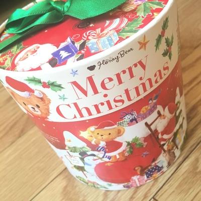 お客様から差し入れ頂きました‼︎すでにクリスマスw. . #差し入れ #クリスマス #いつもありがとうございます