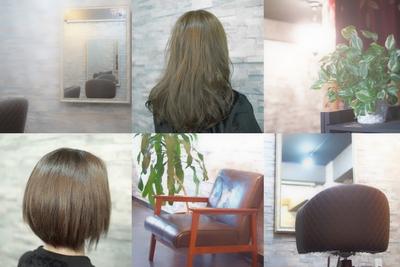 美髪屋(札幌/美容室)の写真