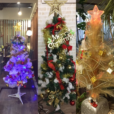 クリスマス🎄飾り付け🤶今日クリスマスの小物やいろいろ買い物に行って完成しました^ ^
